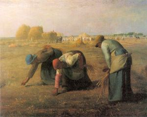 The Gleaners_Millet