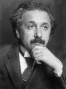 Einstein's Theory of General Relativity was first presented in November 1915.