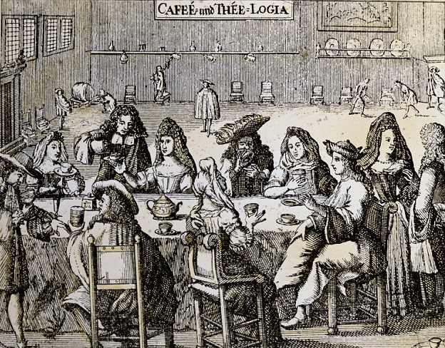 Drinking Coffee and Tea in Early Modern Europe