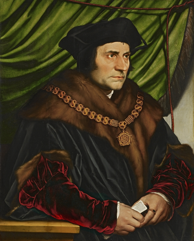 Thomas More: Nightmare Dressed as a Daydream.